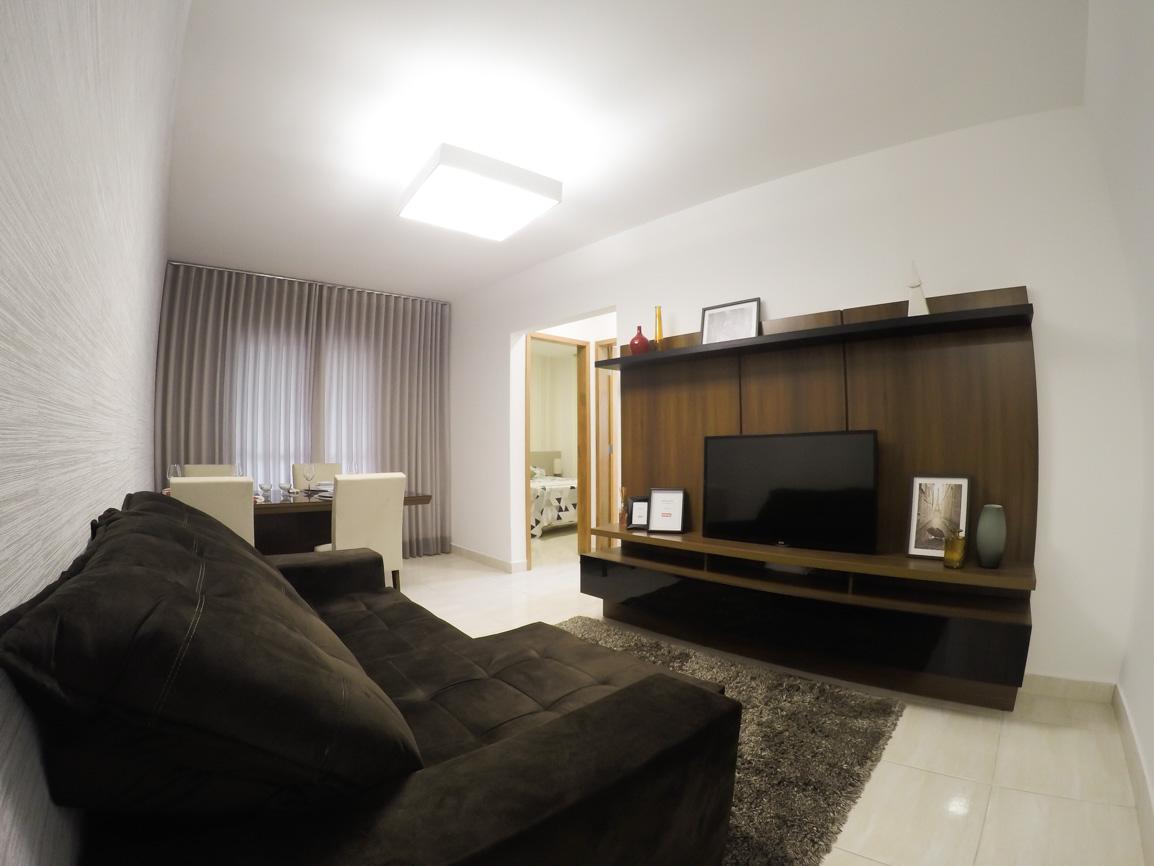 Sala de Estar - Apartamento Decorado Eliger