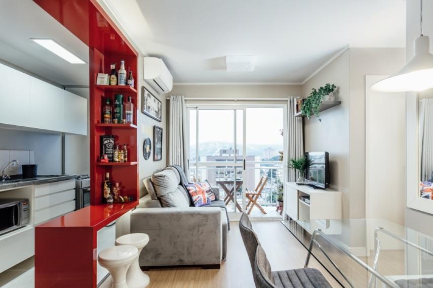 Dicas para a decoração de um apartamento pequeno